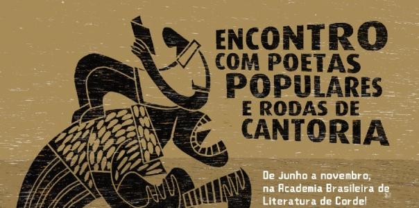 Encontro com Poetas Populares e Rodas de Cantoria