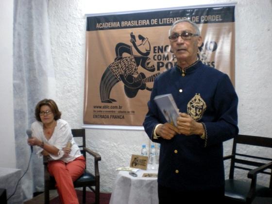 Encontro com Poetas Populares Foto: Jean Souza