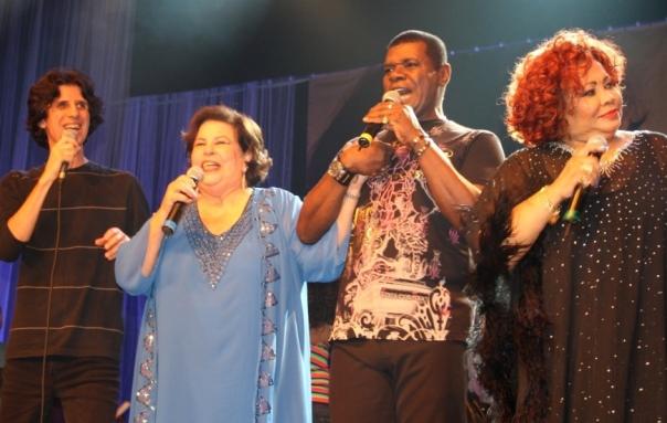 Alcione Convida Especial | foto: Jean Souza