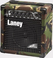 Amplificador para guitarra Laney LX 35 Camo