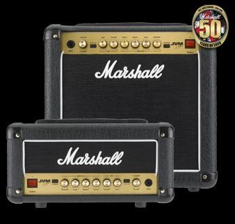 JVM-1C, da Marshall, edição comemorativa dos 50 anos da marca